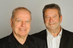 Thorsten Hausmann un Peter Schink